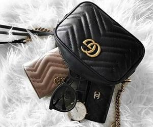 bag, brand, and gucci image