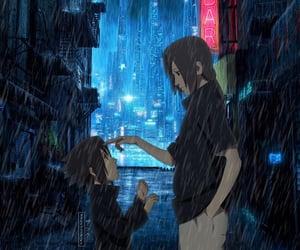 akatsuki, kakashi, and shippuden image