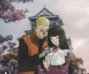 anime, sasuke, and konoha image