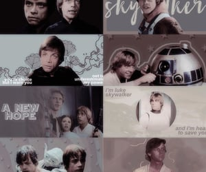 a new hope, edit, and fandom image