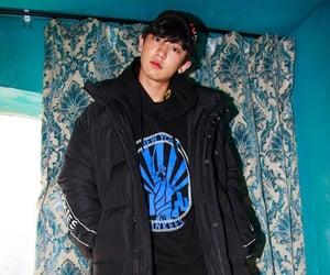 exo, chanyeol, and photoshoot image