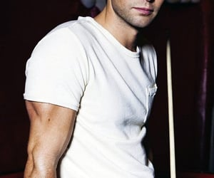 Chace Crawford, handsome, and sexy image