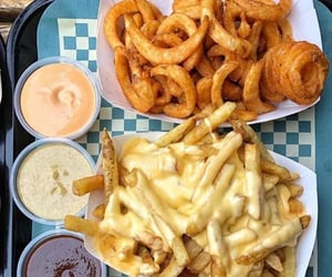 cheesy and fries image