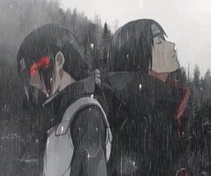 akatsuki, anbu, and anime image