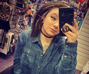 brunette, dreadlocks, and stoner image