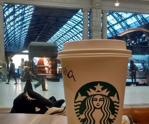 buenos aires, coffee, and starbucks image