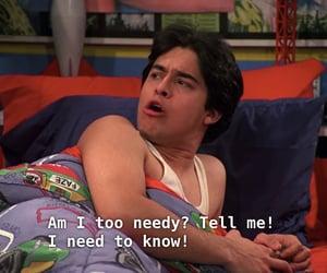 fez, quote, and sitcom image