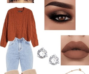 beanie, outfits, and beauty image
