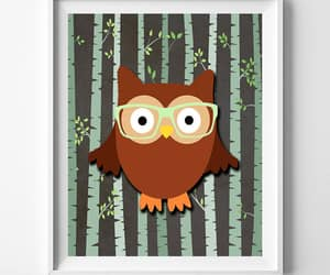 etsy, gift for her, and animal nursery decor image