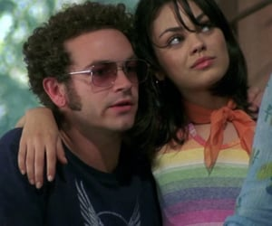 couple, that '70s show, and sitcom image