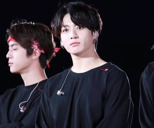 army, seokjin, and jinkook image