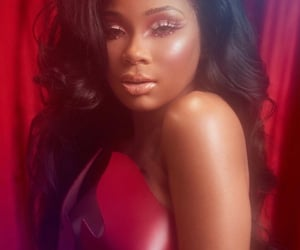model, valentines, and aaliyahjay image