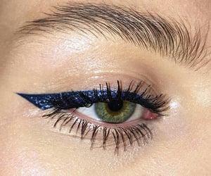 90s, eyeliner, and eyes image