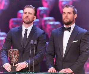 captain america, Henry Cavill, and chris evans image