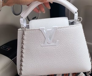 fashion, handbag, and Louis Vuitton image