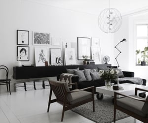 couch, style, and home image