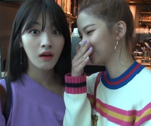 crystal clear, oh seunghee, and choi yujin image