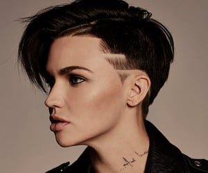 actress, model, and ruby rose image