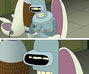 Bender, futurama, and the prisoner of benda image