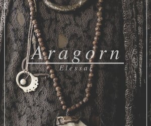 aragorn, character, and edit image