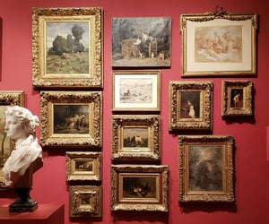 aesthetic, museum, and art image