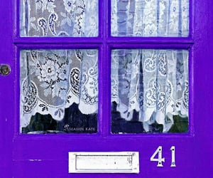 curtain, doors, and numbers image