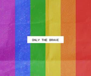 gif, rainbow, and lgbtq image