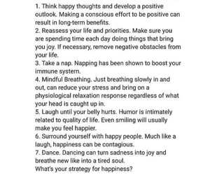 dance, laugh, and positive thinking image