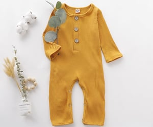 baby clothes, comfortable, and fashion image