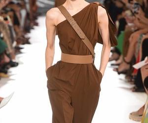 fashion, monochromatic, and futuristic image