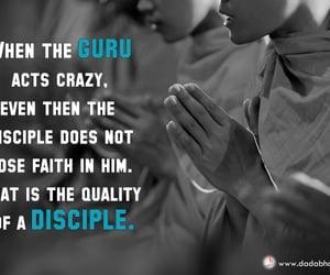 guru, spirituality, and teacher image
