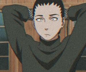 anime, manga, and shikamaru image