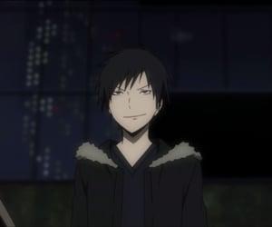 anime, durarara, and izaya orihara image