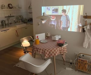 kitchen, movie, and decor image