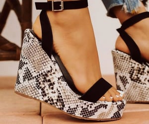 heels, sandals, and shoes image