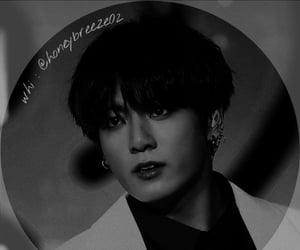 aesthetic, kpop, and jungkook image