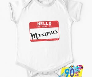 clothes and baby onesie image