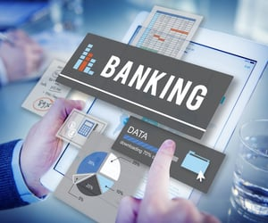 insurance, technology, and banking image
