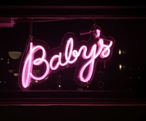 cover, neon, and sign image