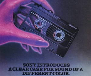 80's, 80s, and audio image
