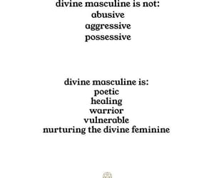 poetic, vulnerable, and warrior image