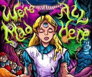 acid, colorful, and drugs image