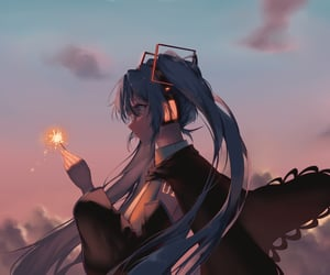 anime and vocaloid image