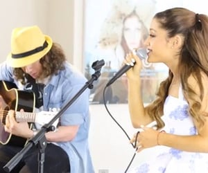 acoustic, ariana grande, and arianators image