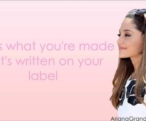 Lyrics, pink champagne, and the way image