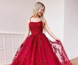 evening dresses, graduation dress, and prom gowns image