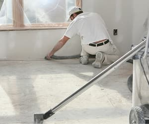 cleaning services and after building cleaning image
