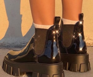 aesthetic, boots, and styles image