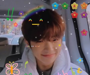 boys, rainbow, and x1 image