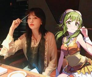 seulgi, kang seulgi, and goth anime image